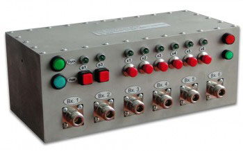 UniTesS Switch USHV36